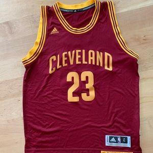 Lebron James Cleveland jersey